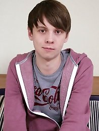 James Radford is a cute young Brit with a nice package and an innocent look.
